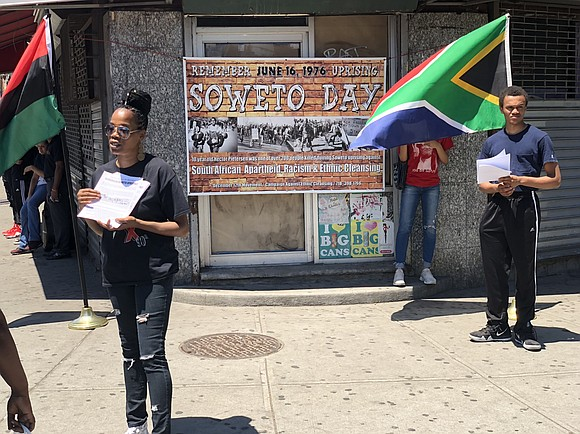 The December 12th Movement is organizing National Day for Reparations NYC set for Aug. 15 .