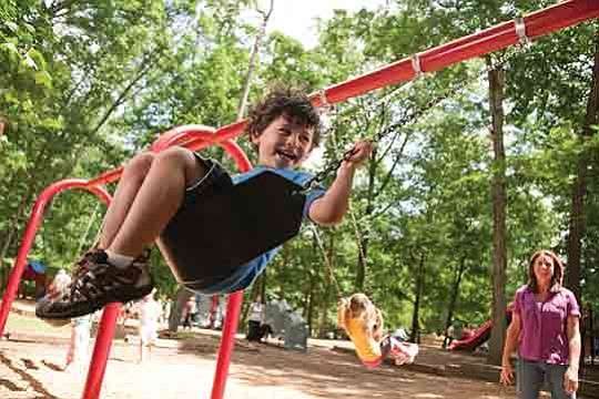 The city of Palmdale will introduce a fun, new and creative activity for kids called Park Pals at both..