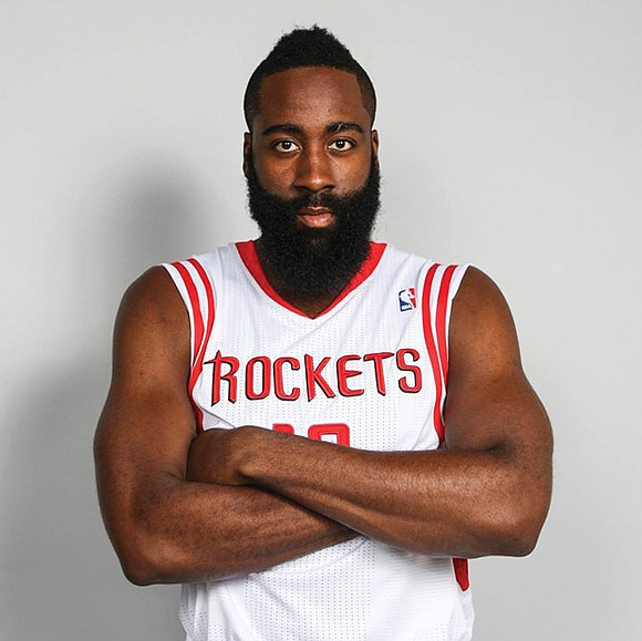 James Harden has gone from the sixth man to the main man in the NBA.