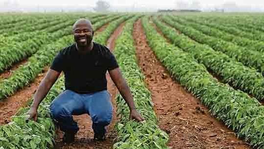 Following the $4 billion debt relief bill for Black farmers...