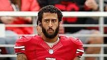 NFL QB Colin Kaepernick probably had no club how big a can of...