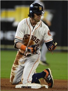 Josh Reddick/ AP/Photo Eric Christian Smith