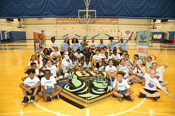 When former New York Liberty player Swin Cash retired from playing and became the team's director of franchise development, she ...