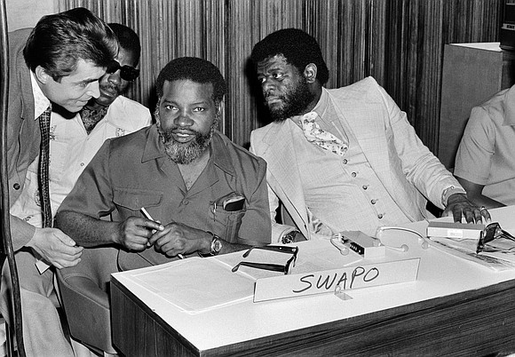 Dr. Theo Ben Gurirab, Namibia's first foreign minister and second prime minister who was, according to Namibia's President Hage Geingob, ...