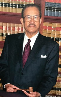 """Dr. William E. """"Bill"""" Ward, the first African-American mayor of Chesapeake and the only official to serve the longest in ..."""