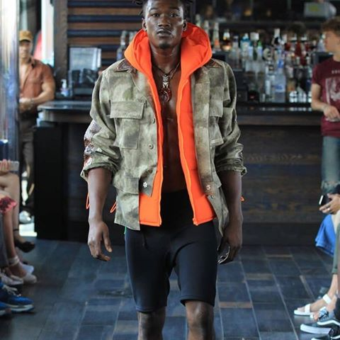 Black Designers Create A Stir At Men S Fashion Week New York Amsterdam News The New Black View