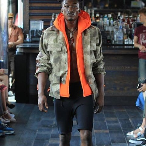 Black Designers Create A Stir At Men S Fashion Week New York Amsterdam News The New Black View
