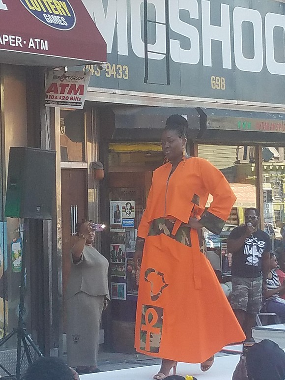 Founder of Moshood Creations Moshood Afariogun will be hosting a 24th anniversary celebration at his boutique, 698 Fulton St. in ...