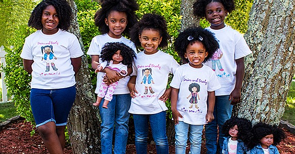BrainsandBeautyDolls.com is a new Black-owned company creating dolls to empower little girls all over the world. The company prides itself ...