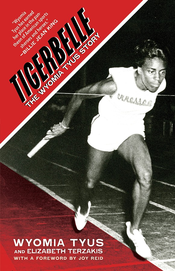 You can say track stars Gail Devers, Carl Lewis and even Usain Bolt ran in the footsteps of Wyomia Tyus.