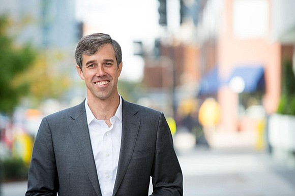 Candidate for the U.S. Senate Beto O'Rourke will continue his 34-day grassroots drive across Texas. This follows the El Paso ...