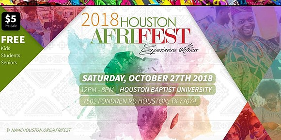 Houston, the most diverse city in the U.S. will again take center stage as it pays tribute to the continent ...