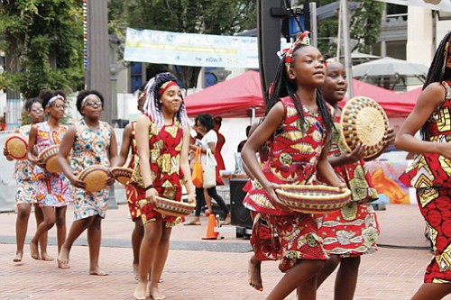 "With the guiding theme of ""Experience The Culture"", the Pan African Festival of Oregon seeks to galvanize, mobilize, and empower ..."