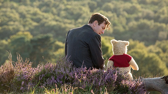 "The uber bright executives at Disney know how to please kids, and in the new family comedy ""Christopher Robin,"" directed ..."