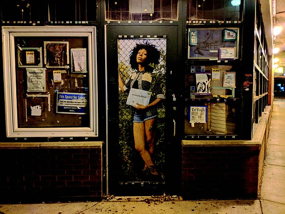 The phrase Black Girl Magic can mean something different to everyone but currently for Chris Devins, a local muralist and ...