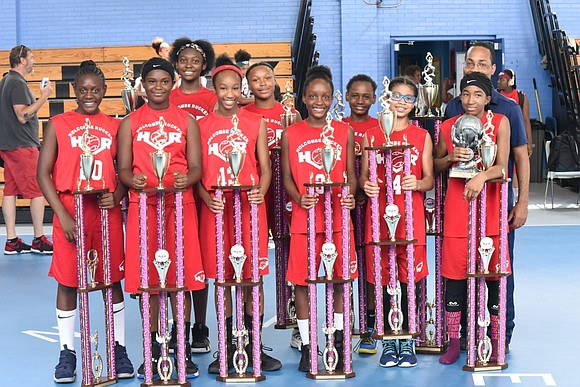 The 68th annual Holcombe Rucker Summer League concluded Sunday with seven championship games at the Milbank Center on West 118th ...