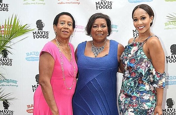A new line of Caribbean sauces and seasonings was launched at Harlem's Minton's Playhouse.
