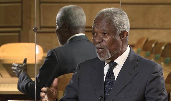 Ghana's President Nana Akufo-Addo declared a week of mourning to pay homage to former U.N. chief and Nobel laureate, Kofi ...