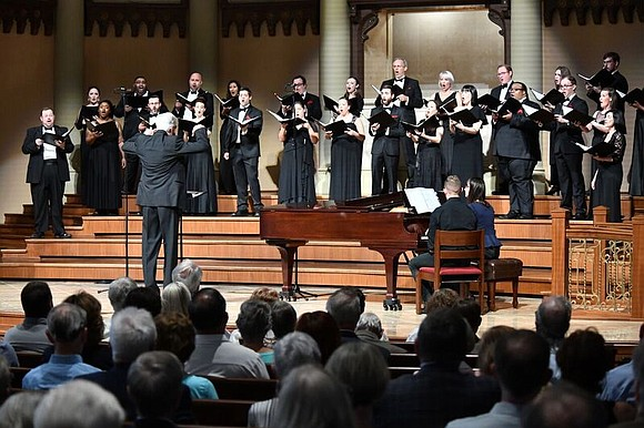 Houston Chamber Choir's 23rd Season opens with a concert that illustrates the joy of musicians, highlighting our singers' favorite pieces. ...