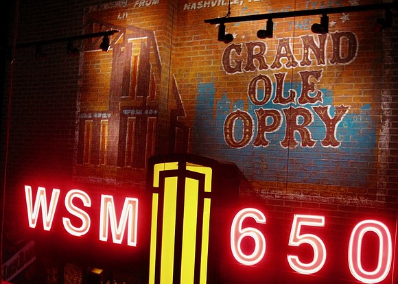 """I was invited down to the Times Square area to experience the extrapolation of Nashville's historical musical legacy, """"The Grand ..."""