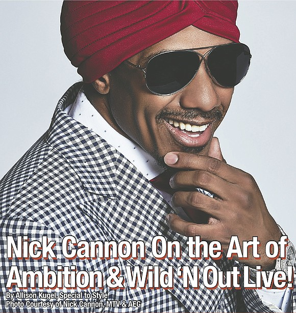 In this personal and eye-opening interview with Nick Cannon, the multi-hyphenate and truly self-made multi-millionaire television personality – actor – ...