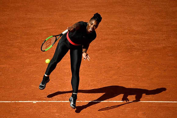 """Serena Williams' superhero-like catsuit is set to be consigned to the back of her closet, but """"everything is fine"""" over ..."""