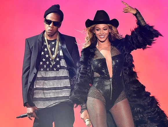 Beyoncé and husband Jay Z may be raking in the dollars with their highly acclaimed On The Run II tour, ...