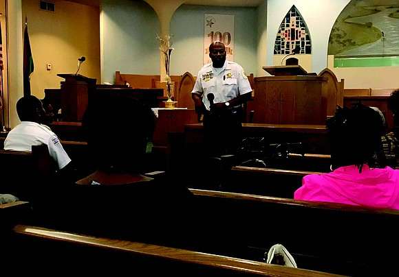 A recent public safety meeting, hosted by 4th Ward Alderman, Sophia King, and 3rd Ward Alderman, Pat Dowell, featured detailed ...