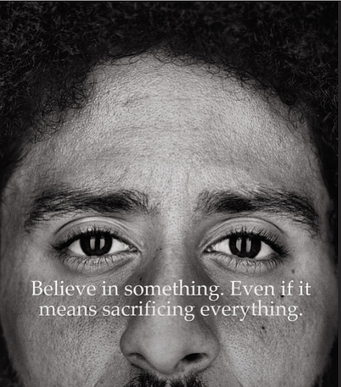 Nike Inks Deal With Colin Kaepernick For Just Do It Anniversary New York Amsterdam News The New Black View