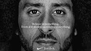 When Nike announced that former NFL QB Colin Kaepernick would be...