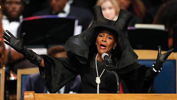 Actress Cicely Tyson talks about Ms. Franklin's global impact.