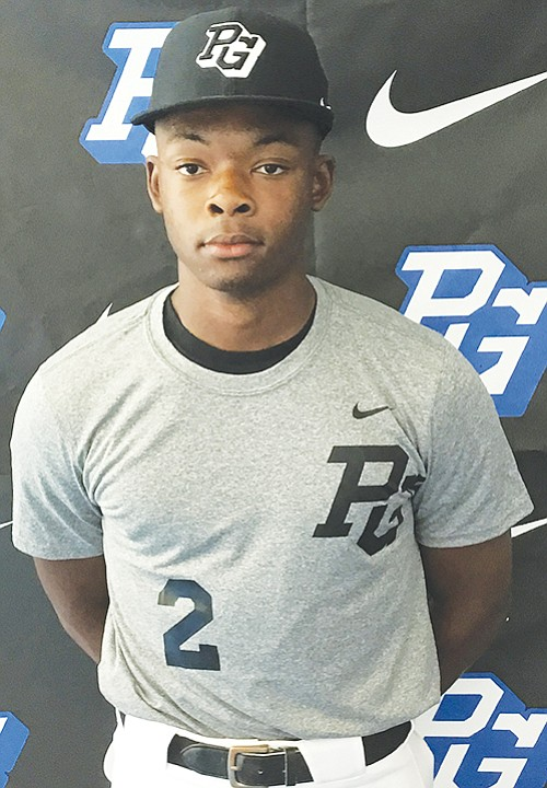 Two physical assets baseball players covet most are power at the plate and speed on the base paths. Jamari Baylor ...
