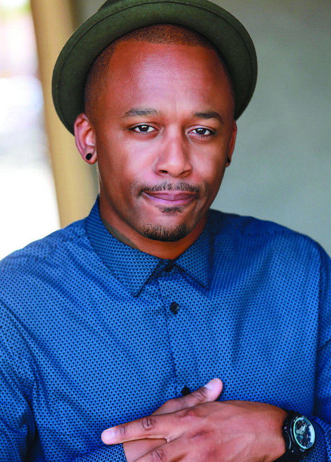 """Dr. Darnell Lamont Walker's (pictured) film, """"Outside the House,"""" along with the workshop that will follow the film screening, will address the realities of mental health in black families and communities. Photo Credit: Provided by Dr. Darnell Walker"""