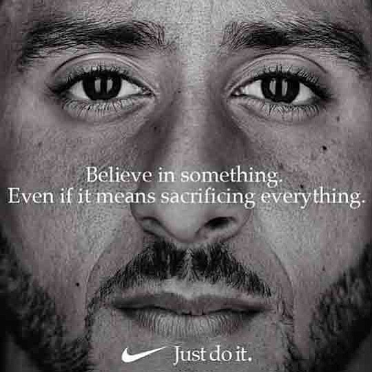 Last week, Nike launched a controversial new advertising strategy by making former NFL star..