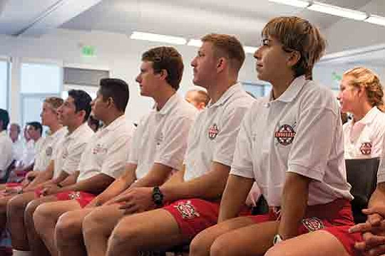 The Palmdale Recreation and Culture Department is offering a Lifeguard Academy that will be held Oct. 10-28 at Marie Kerr ...