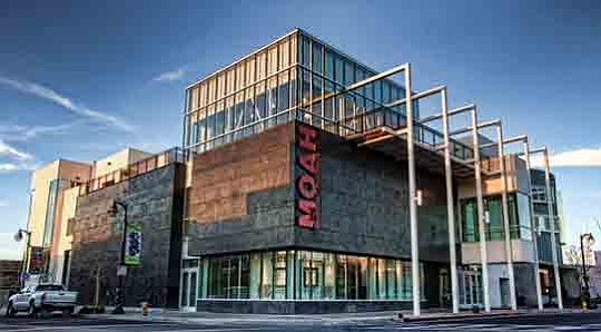 The Museum of Art and History (MOAH) and the Lancaster Museum and Public Art Foundation..