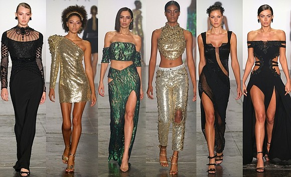 At the Industria venue in New York City, Azerbaijani designer Rufat Ismayil made his New York Fashion Week debut and ...