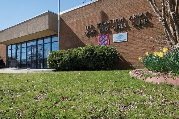 The Salvation Army Boys & Girls Club in Church Hill is undergoing the biggest upheaval in the nearly 70 years ...