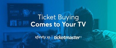Comcast and Ticketmaster today announced an industry-first integration that enables Xfinity X1 customers to find tour dates and request concert ...