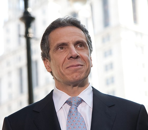 The state of New York State is strong, according to Gov. Andrew Cuomo.