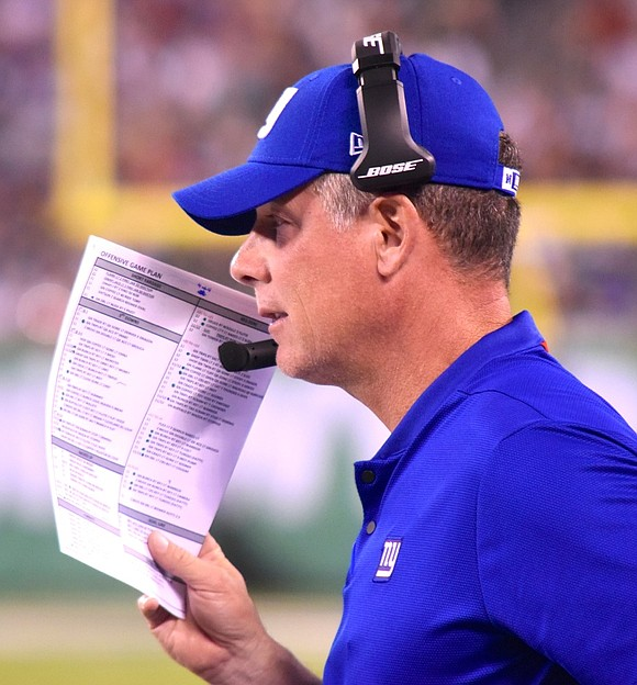 Giants head coach Pat Shurmur was justified in emphatically defending Eli Manning after the offense's horrendous performance in losing to ...