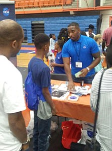 The seventh annual Baltimore STEM Day Extravaganza at Morgan State University (MSU) on Saturday, September 8, 2018, turned out favorably— ...