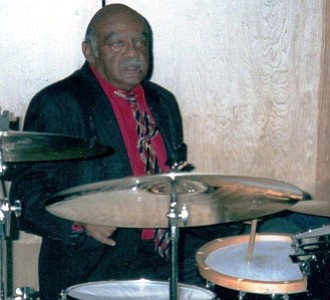 """Richard V. """"Rick"""" Johnson, renowned musician (drummer) a Prince Hall Mason passed away September 6, 2018. Funeral Services were September 15, 2018, at Union Baptist Church. He is now playing for the Heavenly Band with guys like, Dave Ross, Mickey Fields, Cornell Muldrow, Bill Byrd; vocalist, Ruby Glover, Chico Johnson and vocalist, Nikki Cooper and so many others."""