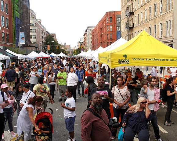 One of Harlem's most anticipated events returns on Saturday, Oct. 6, for its ninth year. Harlem Park to Park's Harlem ...