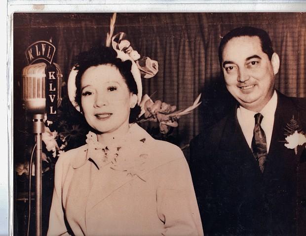 Angela and Felix Morales
