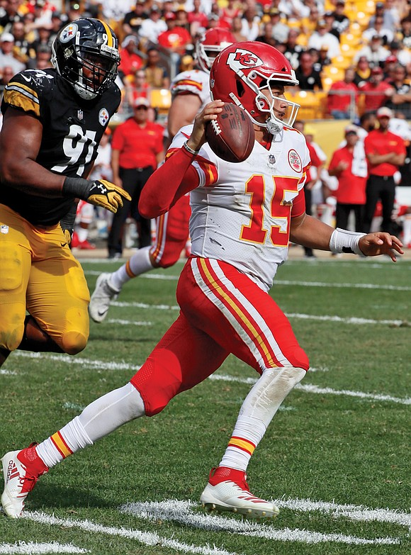 Patrick Mahomes II has gone from substitute to superstar with the Kansas City Chiefs. The latest addition to the NFL's ...