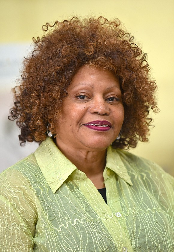 Grace Baptist Church in Mount Vernon, N.Y., is where 71-year-old Velma McKenzie-Orr is an active member of the congregation.