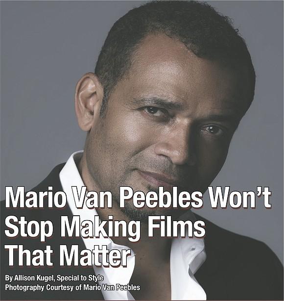 Born of a revolutionary bloodline to activist filmmaker, Melvin Van Peebles, you could say that Mario Van Peebles was born ...