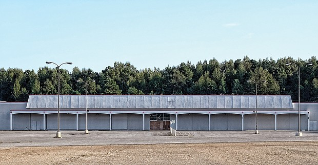 Revolutionary Racing, which owns Colonial Downs horse racing track in New Kent County, plans to turn this former Kmart store at 6807 Midlothian Turnpike in South Side into an off-track betting parlor.