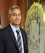"""Portland FBI Special Agent Yaqub Prowell represents one of the skilled career officers who work out of the Portland's FBI office. """"In the FBI we are working toward a more diverse and inclusive culture to better reflect those we serve, he said."""
